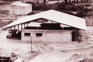 Antiga sede da Cooperita, na Av. Dona Cota.